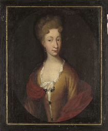 Portrait of Margaret Catherine
