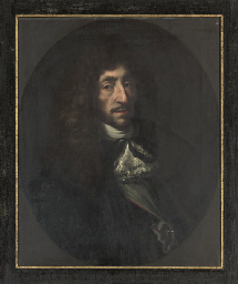 Portrait of Oluf Rosenkrantz,