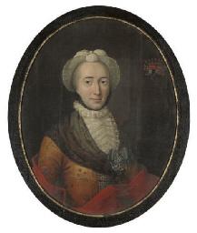 Portrait of Dorothea Øllegaard