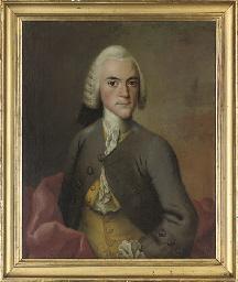 Portrait of J. Wichfeld (1729-