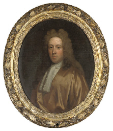 Portrait of Thomas Hardcastle