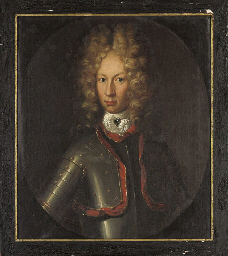 Portrait of Niels Rosenkrantz,
