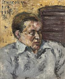 Portrait of Stephen Tomlin