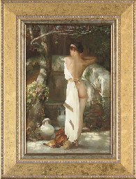 Aphrodite at the well