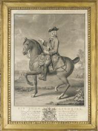 Sir John Ligonier, by P. Tangé