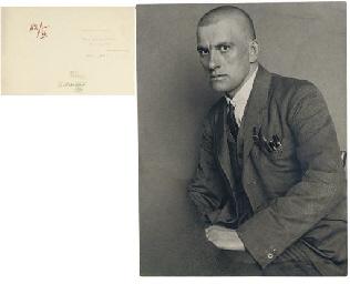 RODCHENKO, Aleksandr. Poet Vla