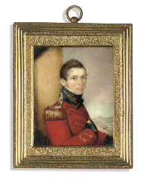 Major George Augustus Wetheral