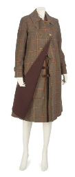 GUCCI, AN AUTUMN ENSEMBLE, 197