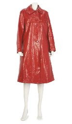 PIERRE CARDIN, A CHERRY RED PV