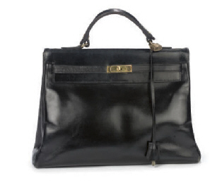 HERMÈS, A KELLY BAG, 1950-1960