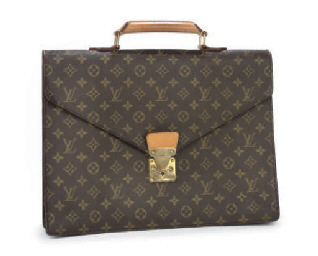 LOUIS VUITTON, AN ATTACHÉ CASE