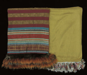 ETRO, TWO SHAWLS AND ANOTHER