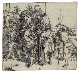 Five Soldiers and a Turk on Ho