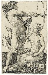 Apollo and Diana (B. 68; M., H