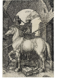 The small Horse (B. 96; M., Ho