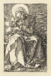 The Virgin nursing the Child (