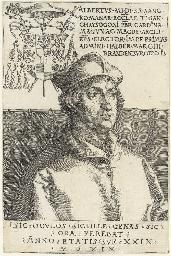 Cardinal Albrecht of Brandenbu