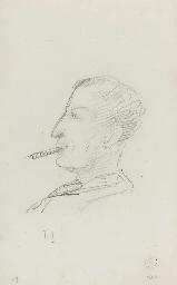 Portrait (recto); Armure (vers