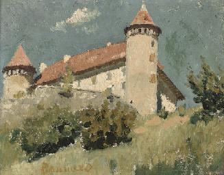Château de Virieu, Maison à la