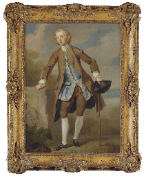 Portrait of Gustavus Hamilton,