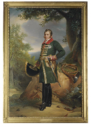Portrait of Charles-Ferdinand