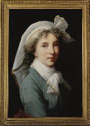 Self-Portrait, half-length, in