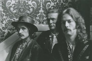 Eric Clapton and Cream