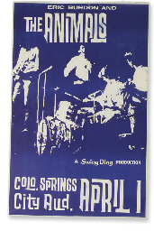 Miscellaneous Rock Posters