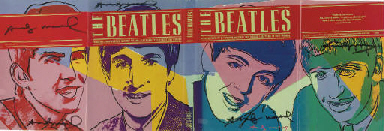 Andy Warhol And The Beatles