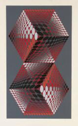 Victor Vasarely (1908-1997)