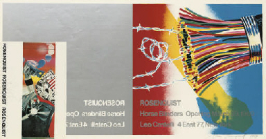 After James Rosenquist (B. 193