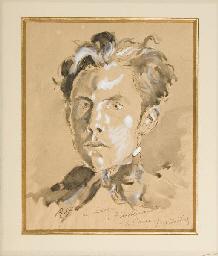 Portrait de Louis-Ferdinand Cé
