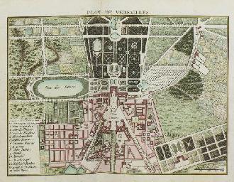 BONNE, Rigobert (1727-1794). A