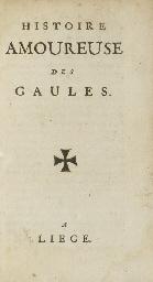 [BUSSY-RABUTIN, Roger de Rabut