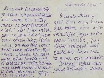MUSIDORA, Jeanne Roques, dite