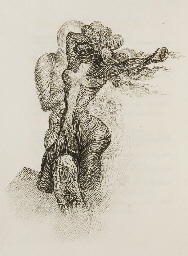 [DALI] -- BRETON, André (1896-