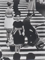 Piazza di Spagna, Rome, 1960