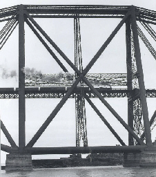 Fourth Railway Bridge, 1950s