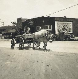 A Note on Transportation, 1935