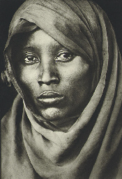 Boran Woman at Marsabit Hospit