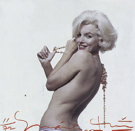 Marilyn Monroe with Jewels, 19
