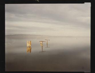 Submerged Clothesline, Salton
