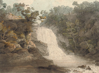 The falls of the Mothvaye, Nor