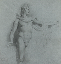 Study of the Apollo Belvedere