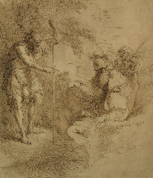 Philosophers disputing: a capr