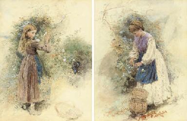 Two studies of children: Bramb