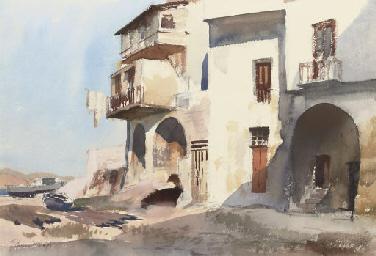 Sunlit House, Ponza, Italy