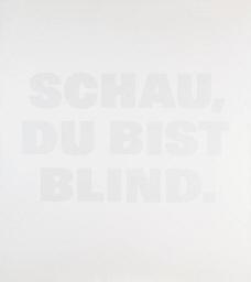 SCHAU DU BIST BLIND, 1989-91