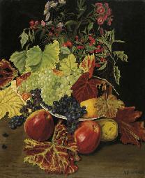 Herbstgruss, 1922