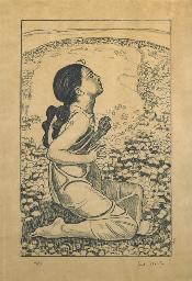 Frühling, 1901